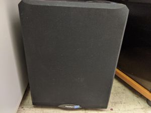 Paradigm Subwoofer DSP-3100 V.2 for Sale in Huntersville, NC