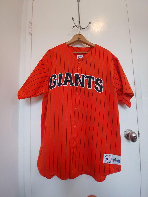 new styles 5cb57 3fc8d Jersey Sf Pinstripe Sf Giants Giants seizure.lavigarg.com