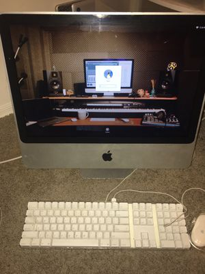 Apple iMac 🖥 with Protools & Logics ready to record for Sale in Phoenix, AZ