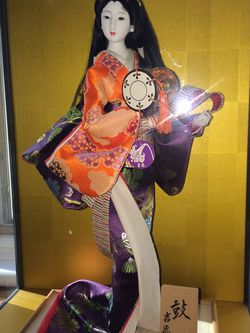 Authentic Japanese Kabuki Dolls for Sale in Los Altos Hills,  CA