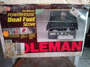 Coleman stove for Sale in Garland, TX