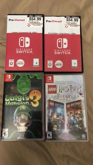 Nintendo switch games for Sale in The Bronx, NY