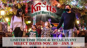 2 tickets for Taste of Merry Farm, Saturday December 5 for Sale in Chino Hills, CA