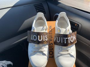 Louis Vuitton Shoes-Front Row Sneaker for Sale in Austin, TX