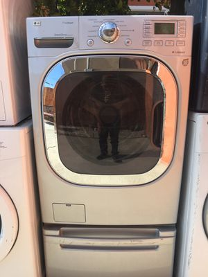 LG Electric Washer for Sale in Richmond, CA