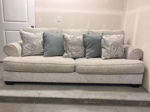 Couch - Ashley Furniture Monaghan Sofa for Sale in St. Louis, MO