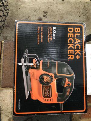 Black and Decker jigsaw for Sale in Richmond, VA