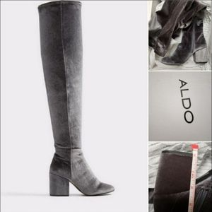 Aldo Belinna OTK Heeled Thigh High Boots Shoes 8 for Sale in San Diego, CA