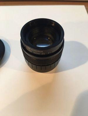 35mm fujian lens mft m43 for Sale in Philadelphia, PA