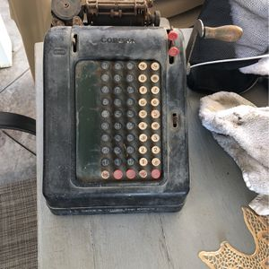 Smith Corona antique Adding Machine for Sale in Garden Grove, CA