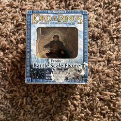 LOTR Battle Scale Frodo Figure for Sale in Everett,  WA