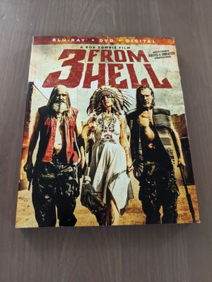 Rob Zombie 3 from Hell BluRay for Sale in Culver City, CA