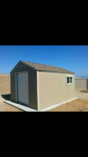 8X16 CUSTOM SHED 🔴 for Sale in Houston, TX