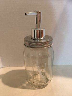 MASON JAR KITCHEN HAND SOAP DISPENSER for Sale in Las Vegas, NV
