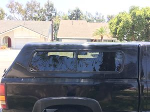 Camper Shell (Silverado) for Sale in Fullerton, CA