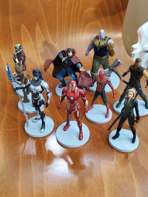 Disney Marvel figurine lot for Sale in San Diego, CA