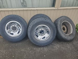 Heavy duty truck rims for sale for Sale in Anchorage, AK