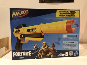 Fortnight Nerf Gun — NEW IN BOX for Sale in Los Angeles, CA
