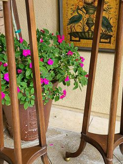 Antique Plant Or Collectable Stands for Sale in San Clemente,  CA