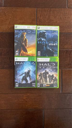 XBOX 360 Games for Sale in Montclair, CA