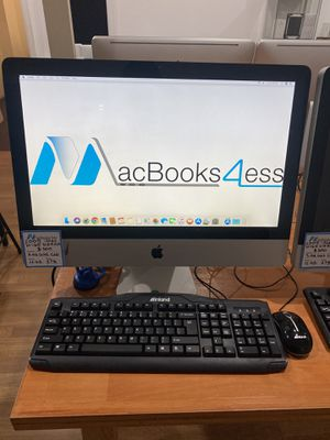 iMac 21.5 inch for Sale in Rutherford, NJ