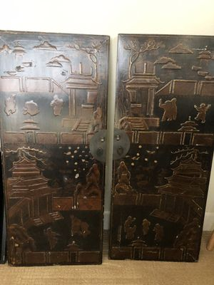 Antique China Cabinet Doors for Sale in Vancouver, WA