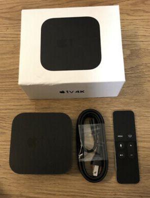 Apple TV 32GB 4K HD Media Streamer - Black A1842 for Sale in Phoenix, AZ