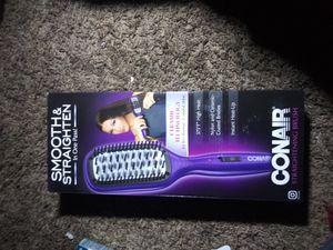 Conair hair straightener for Sale in Wichita, KS