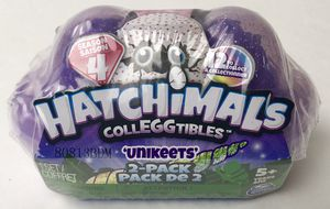 New Hatchimals Colleggtibles 2 Pack Egg Carton with Special Edition Season 4 (Tarpon Springs) for Sale in Tarpon Springs, FL