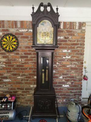 Antique Grandfather Clock for Sale in Douglasville, GA