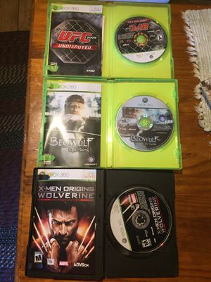 Xbox 360 games for Sale in Parkersburg, WV