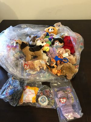 Collectible McDonald's toys/beanies for Sale in Queens, NY