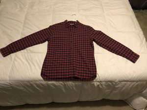 Men's Burberry Shirt- Like New (LRG) for Sale in Raleigh, NC