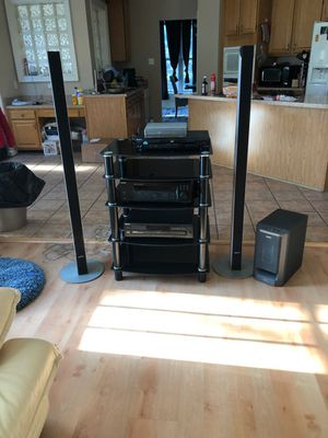 Home theater system $350 OBO for Sale in Washington, DC
