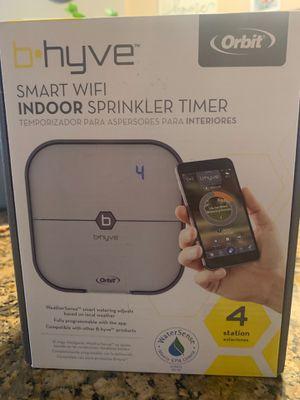 Orbit bhyve 4 station Sprinkler Controller for Sale in Phoenix, AZ