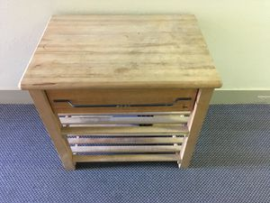 Solid wood kitchen table for Sale in Denver, CO