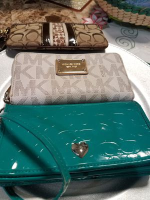 3 wallets for Sale in Chicago, IL
