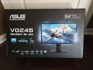 Asus VG245 Gaming monitor for Sale in Hagerstown, MD