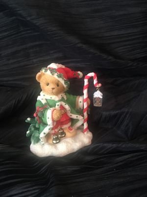 Cherished Teddies ~ WOLFGANG ... LIMITED EDITION SANTA for Sale in Carrollton, TX