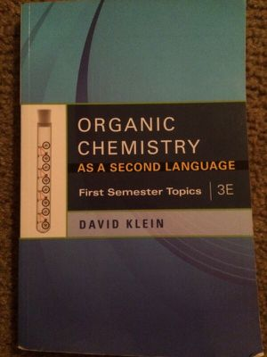 O-Chem help guide for Sale in Delaware, OH