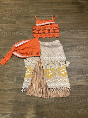 Moana Disney costume for Sale in Manor, TX