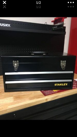 Stanley Tool Box for Sale in Canton, GA