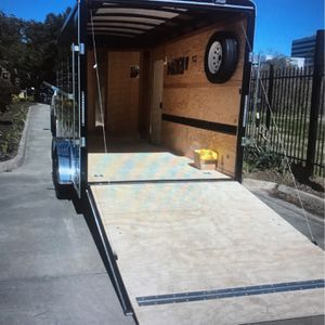 ***enclosed trailer 7*14*** for Sale in Chicago, IL