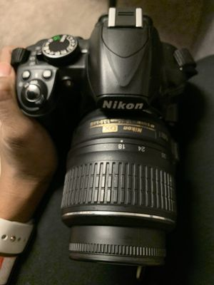 Nikon D3100 for Sale in St. Cloud, MN