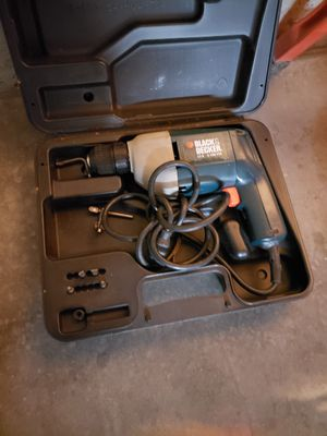 Black & decker drill for Sale in Caldwell, ID