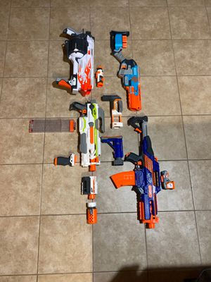Nerf guns for Sale in Bethpage, NY