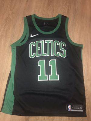 Boston Celtics kyrie Irving Jersey for Sale in Boston, MA