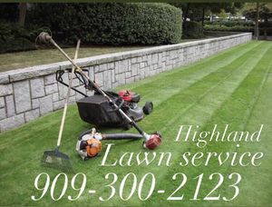 Lawn mower for Sale in Highland, CA