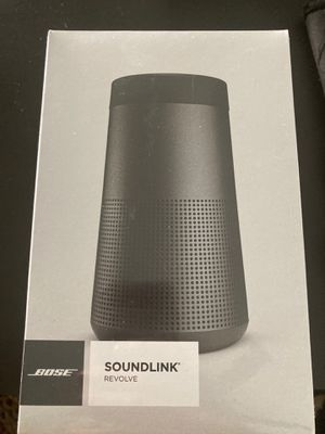 Bose soundlink revolve for Sale in Sandy, UT