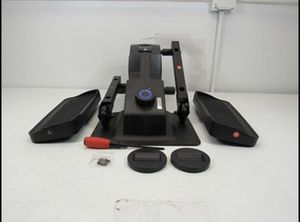 Cubii Jr. Desk Elliptical W/built In Display Monitor Purple F3A2 for Sale in Santa Fe Springs, CA